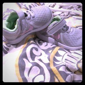 Baby girl Nike's